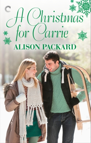Christmas For Carrie Final Cover